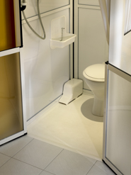 Front Entry Shower Cubicles And Shower Cubicle Toilets